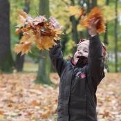 hrátky v listí 3