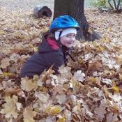 miluji šustění listí